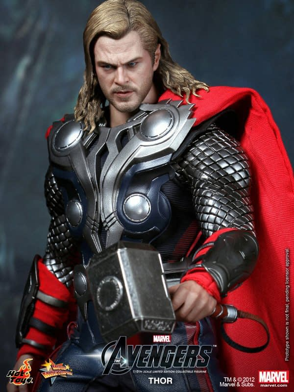 Preview | Hot Toys: Thor (6)