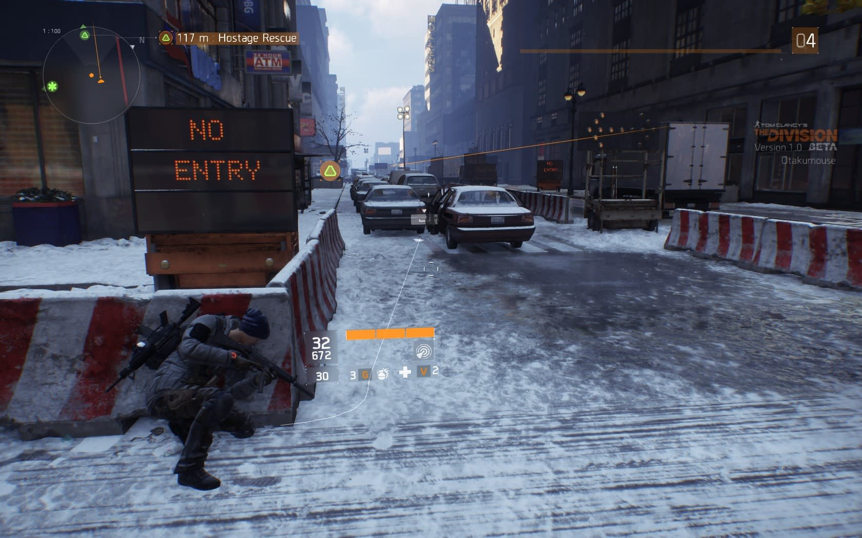 My Experience With The Division Beta (Ultra Settings) (18)