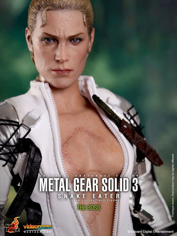 Preview   Hot Toys: The Boss (9)