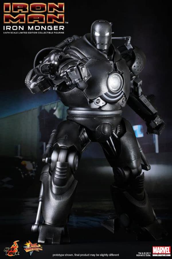 Preview | Hot Toys: Iron Monger (6)