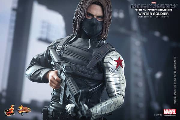 Preview | Hot Toys: Winter Soldier (3)
