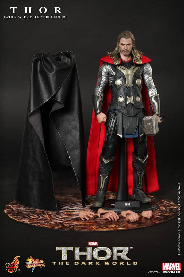 Preview | Hot Toys: Thor (The Dark World) (14)