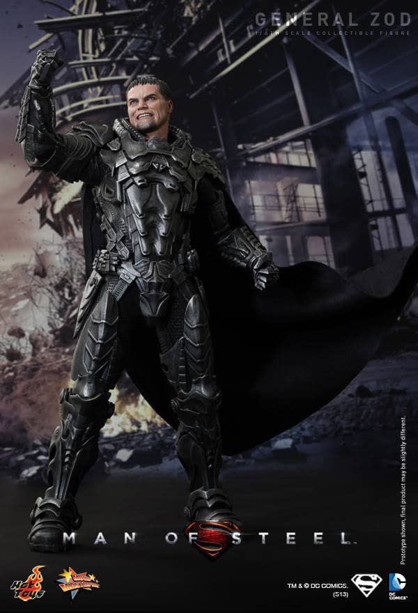 Preview | Hot Toys: General Zod (4)