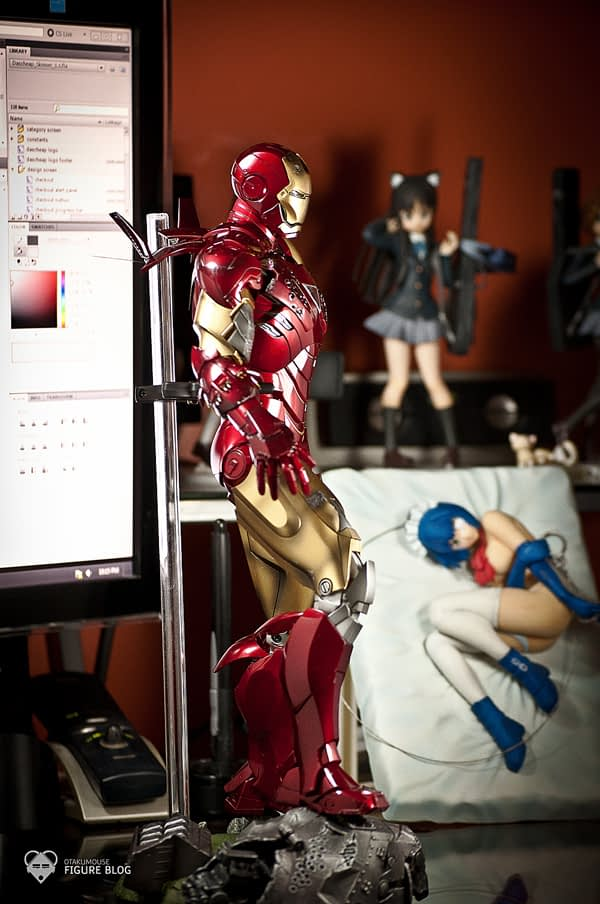 Hot Toys: Ironman Mark VI (3)