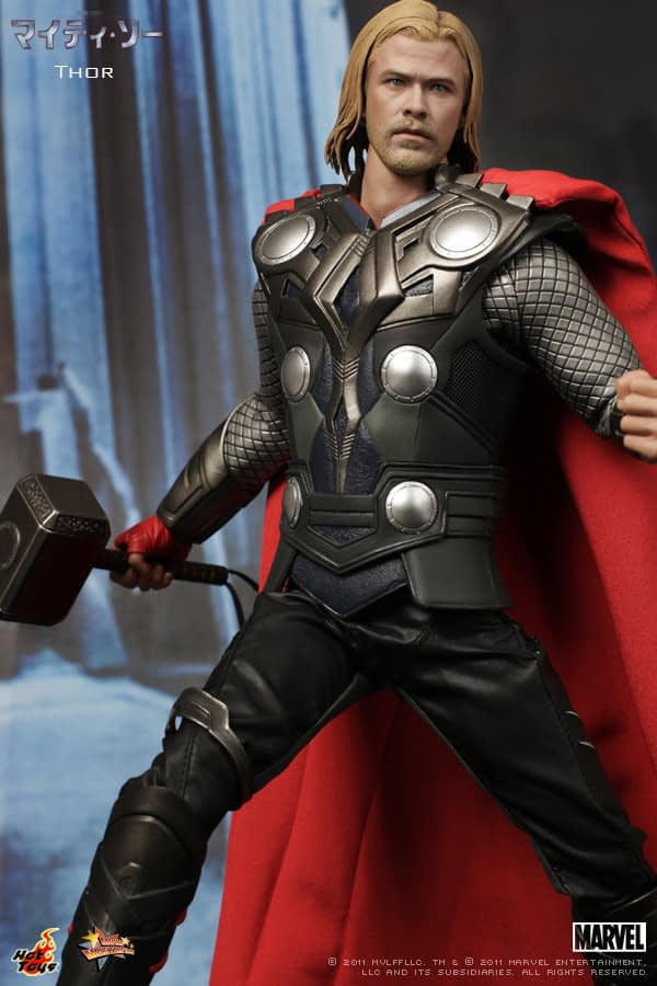 Preview | Hot Toys: Thor (12)