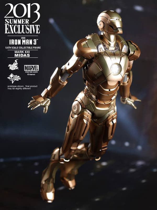 Preview | Hot Toys: Iron Man Mark XXI (Midas) (5)