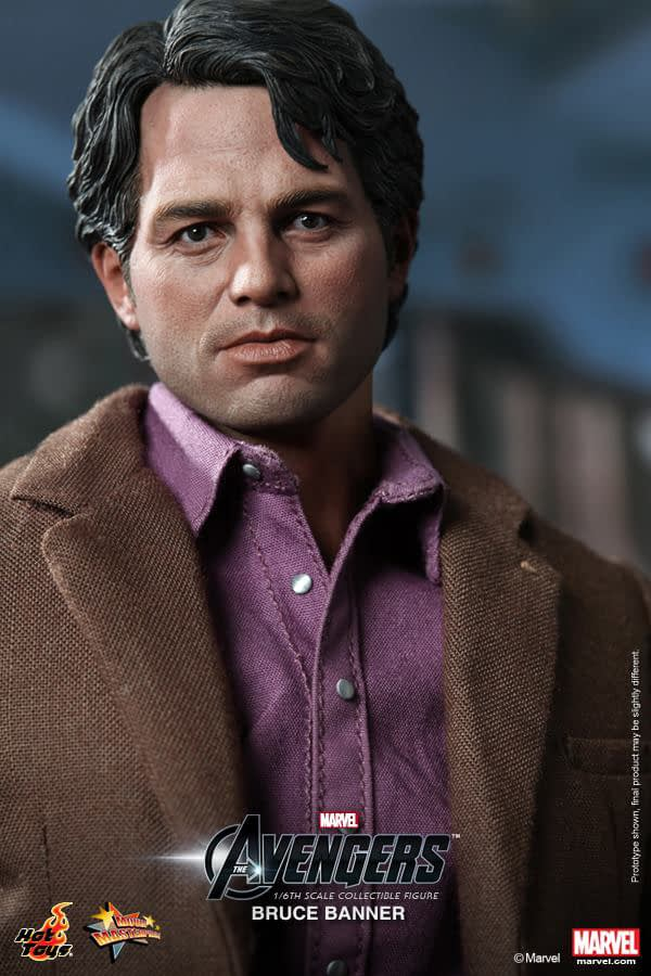 Preview | Hot Toys: Bruce Banner (7)