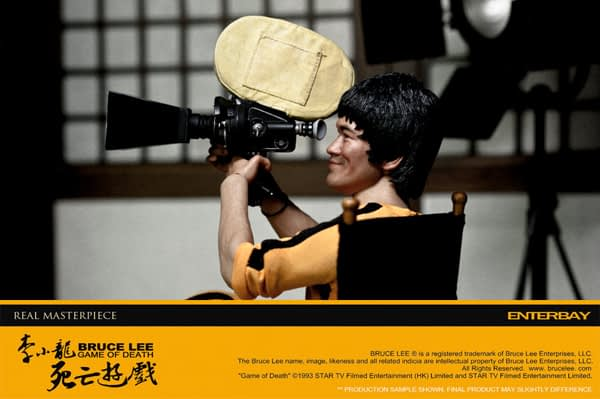 Enterbay: Bruce Lee Game Of Death (Behind The Scene) Edition (8)