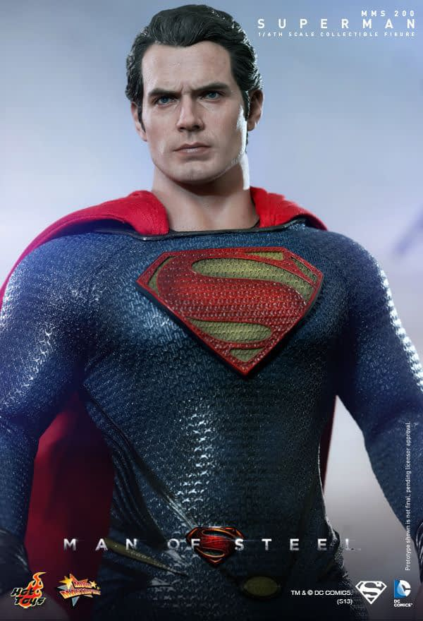 Preview | Hot Toys: Superman (Man Of Steel) (13)