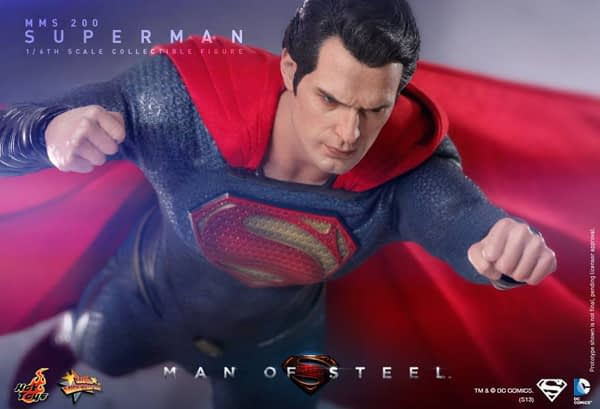 Preview | Hot Toys: Superman (Man Of Steel) (9)