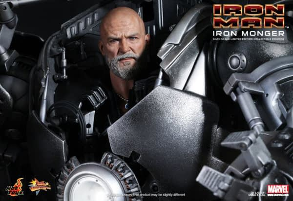 Preview | Hot Toys: Iron Monger (7)