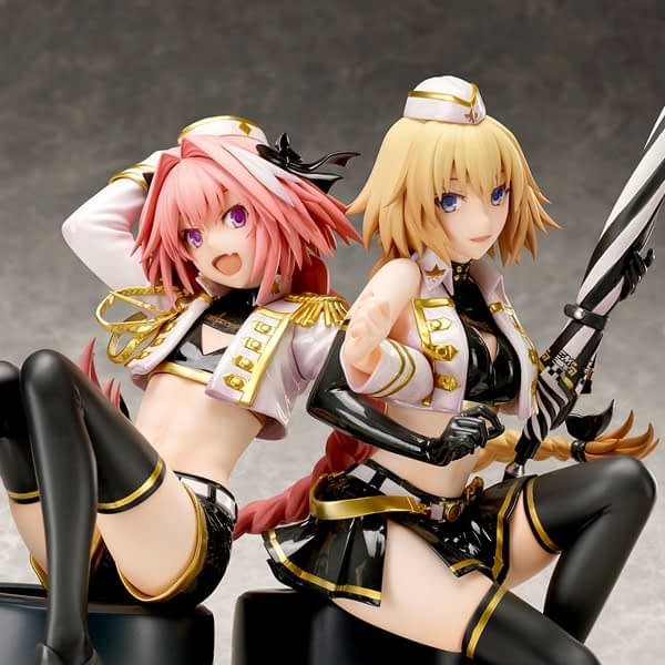 Jeanne d'Arc and Astolfo Figure 9