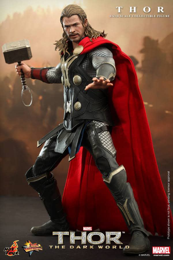 Preview | Hot Toys: Thor (The Dark World) (6)
