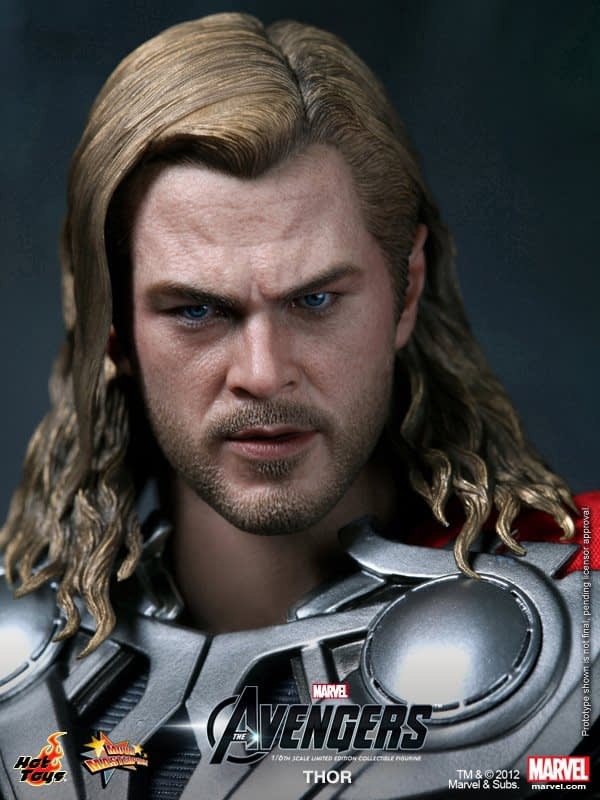 Preview | Hot Toys: Thor (4)