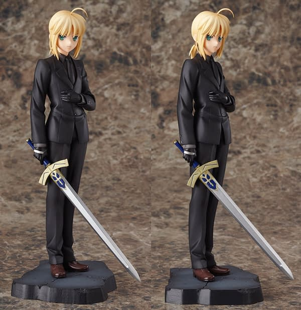 Preview | Max Factory: Saber/Zero (Refined Ver.) (4)