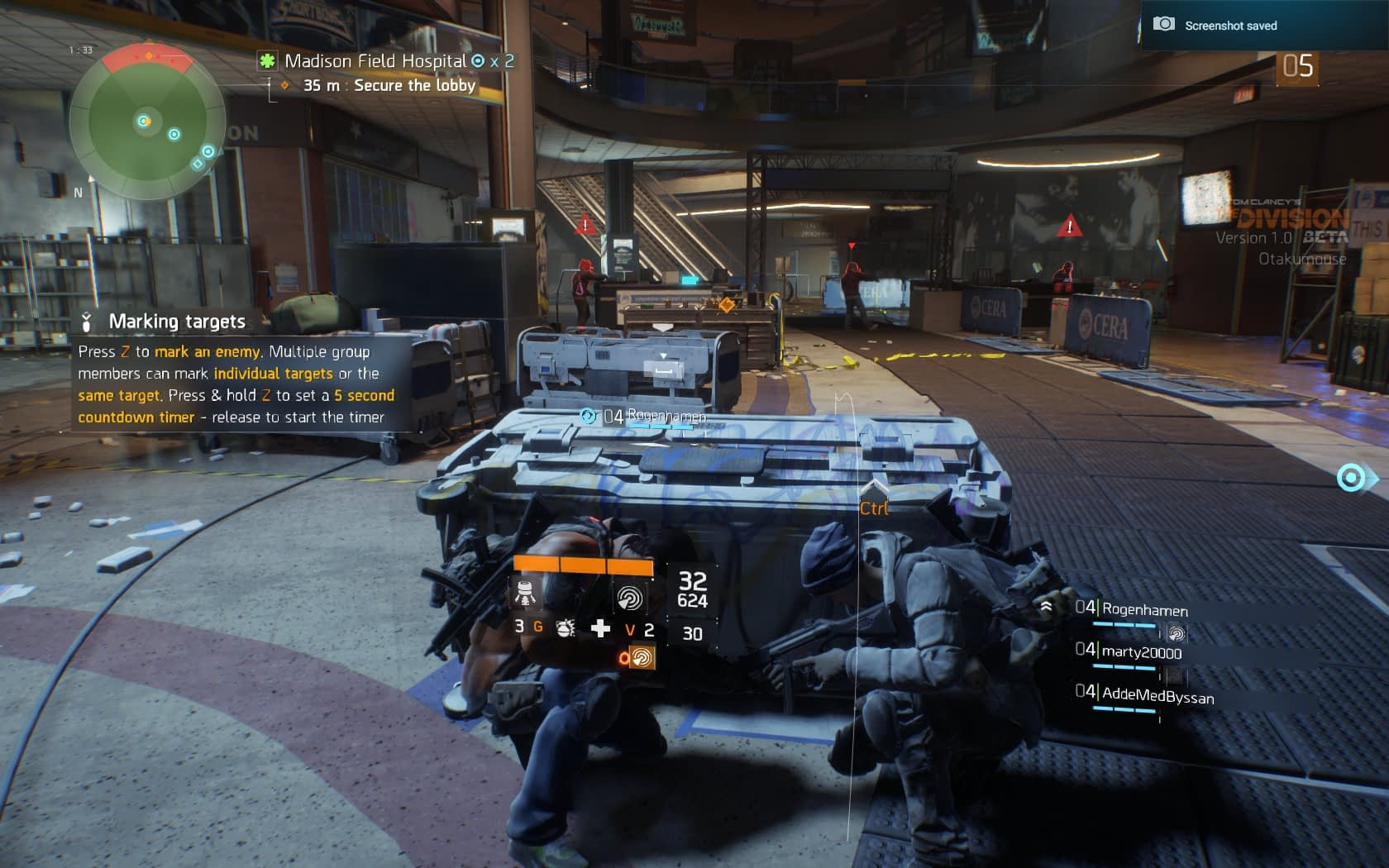 My Experience With The Division Beta (Ultra Settings) (23)