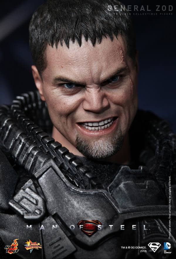 Preview | Hot Toys: General Zod (15)