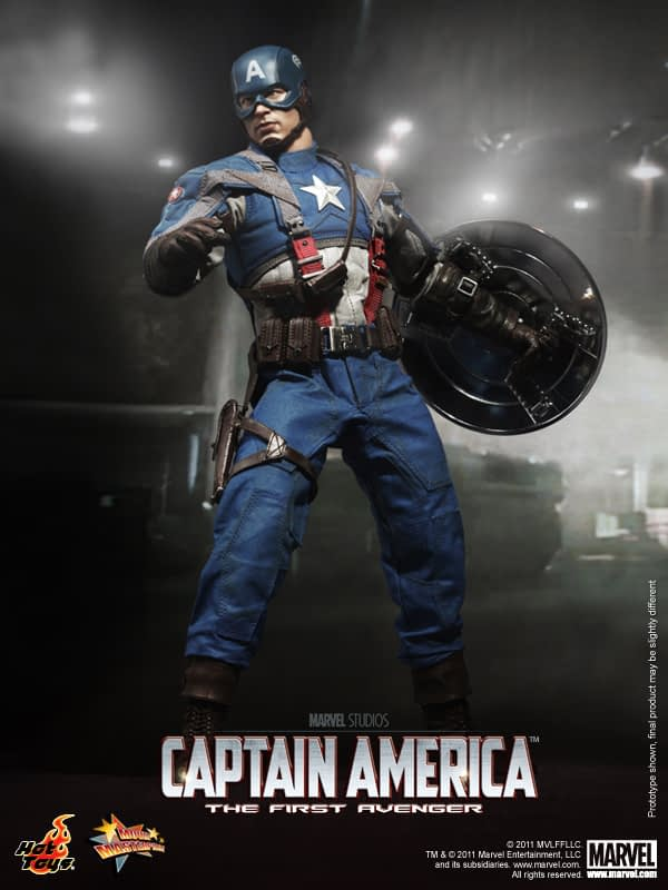 Preview | Hot Toys: Captain America (7)