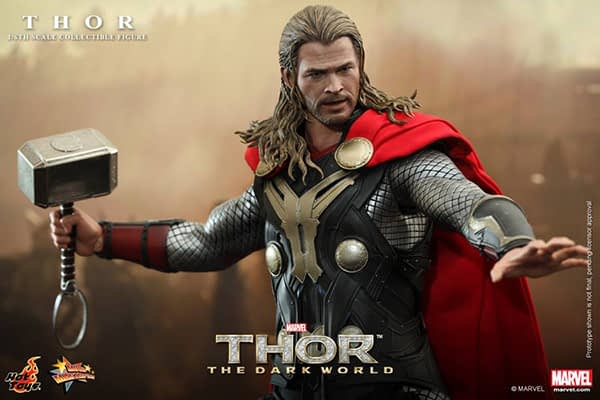 Preview | Hot Toys: Thor (The Dark World) (1)