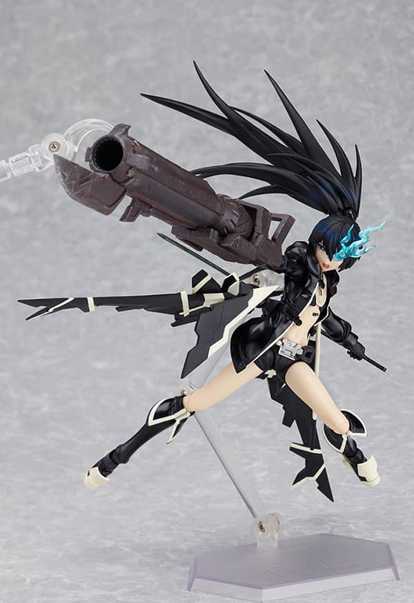 Preview | Max Factory: Figma Black Rock Shooter (Game Ver.) (3)