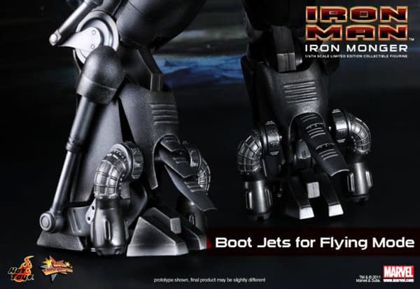 Preview | Hot Toys: Iron Monger (10)