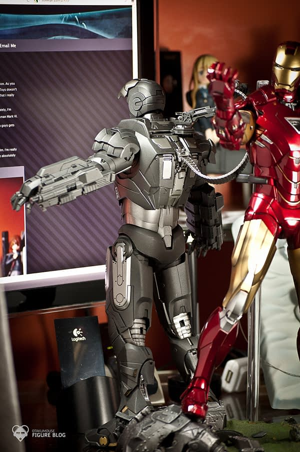 Hot Toys: Ironman Mark VI (65)