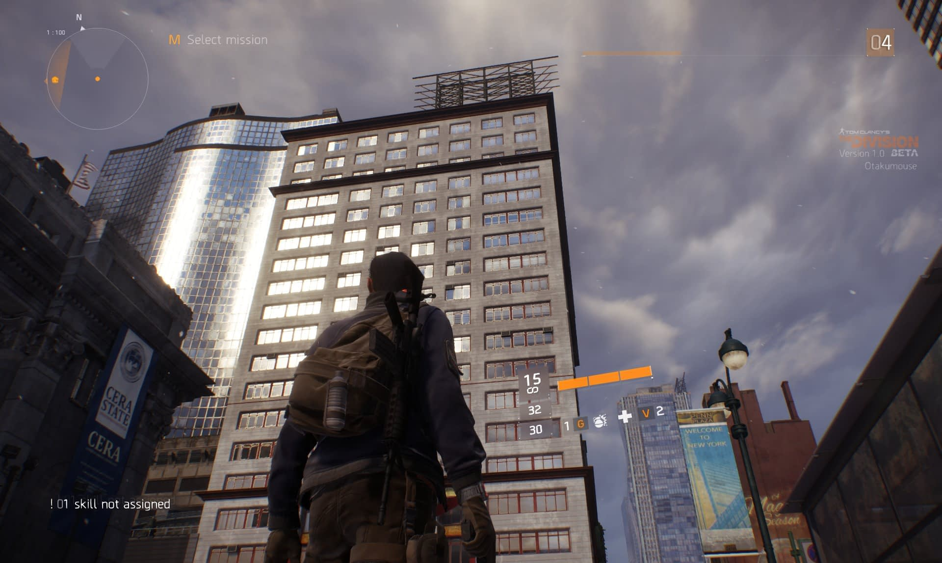 My Experience With The Division Beta (Ultra Settings) (4)