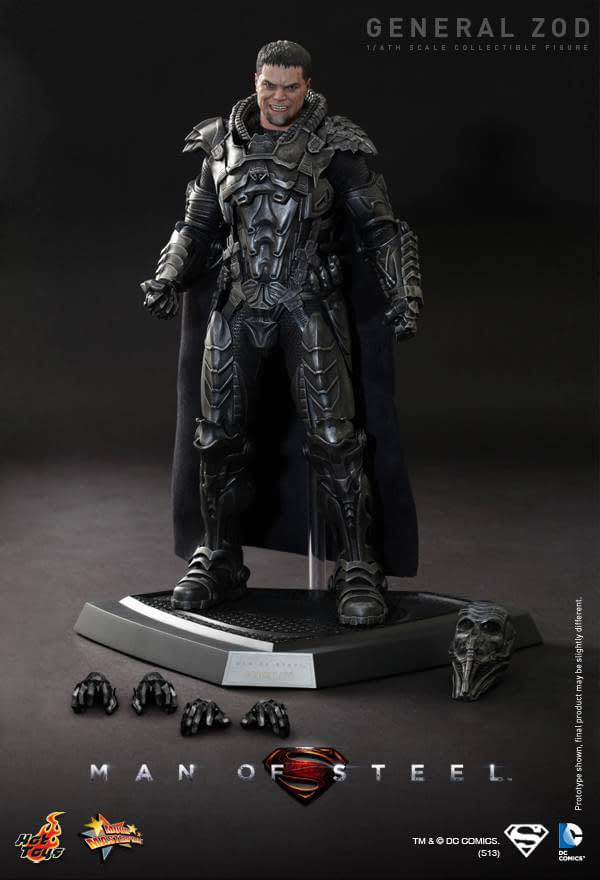 Preview | Hot Toys: General Zod (16)