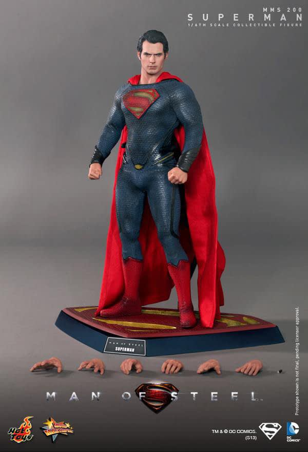 Preview | Hot Toys: Superman (Man Of Steel) (15)