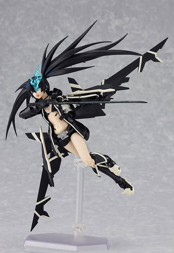 Preview | Max Factory: Figma Black Rock Shooter (Game Ver.) (4)