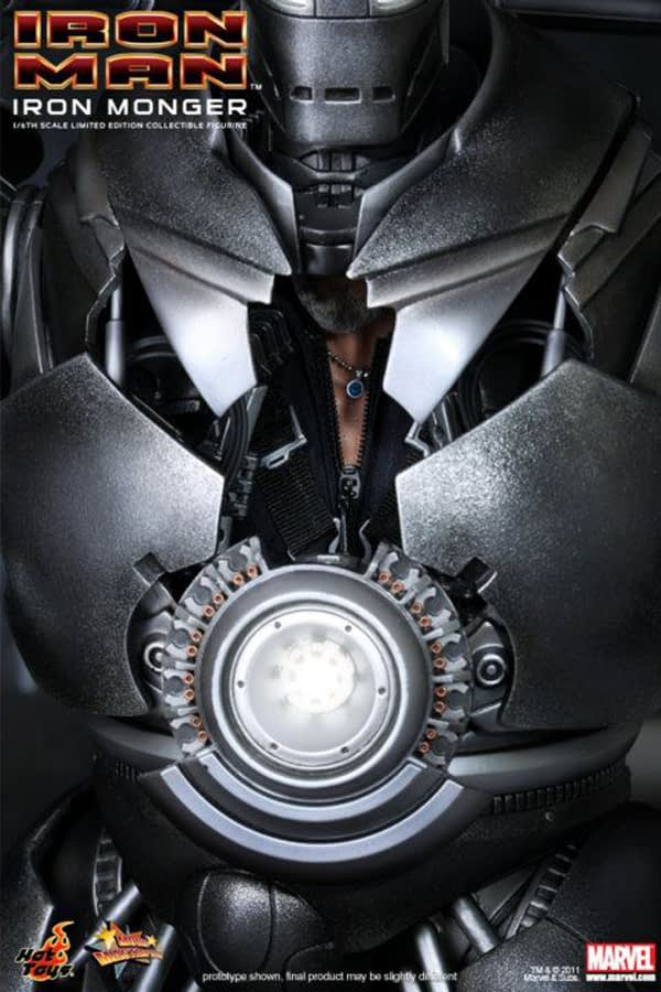 Preview | Hot Toys: Iron Monger (11)