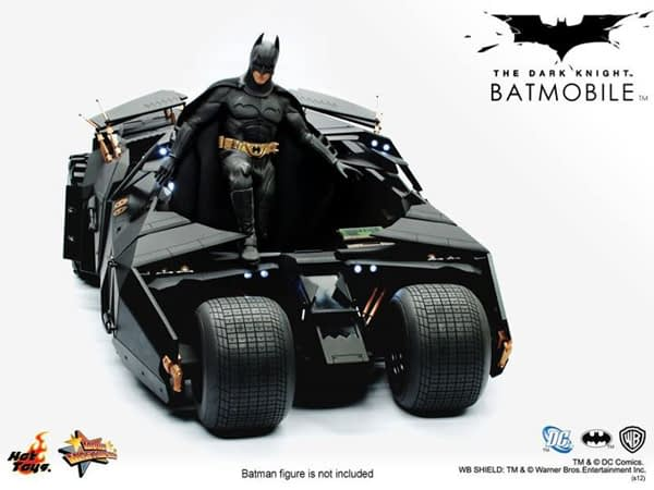 Preview | Hot Toys: Batmobile (Re-Launch) (2)