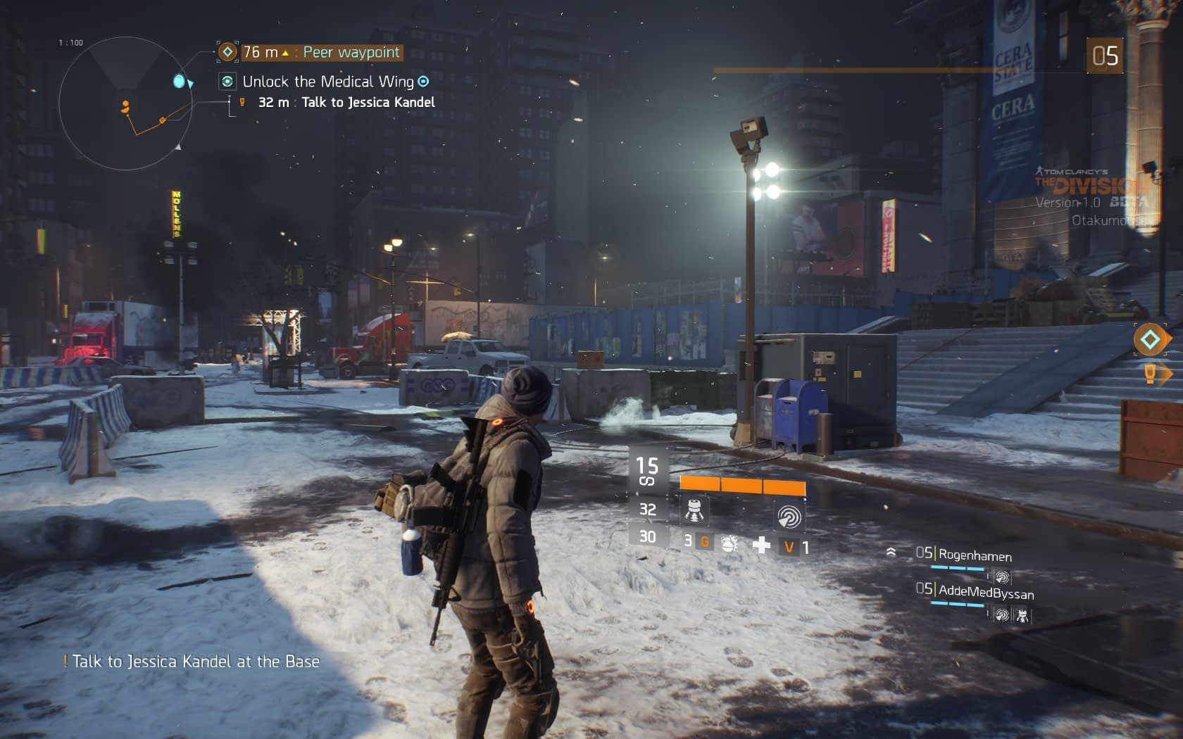 My Experience With The Division Beta (Ultra Settings) (33)