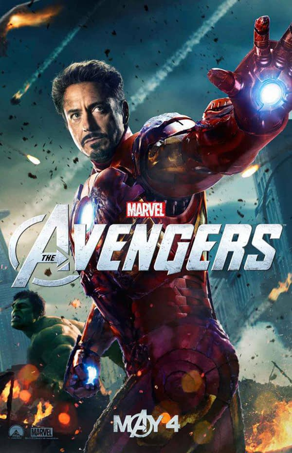Avengers Character Posters (3)