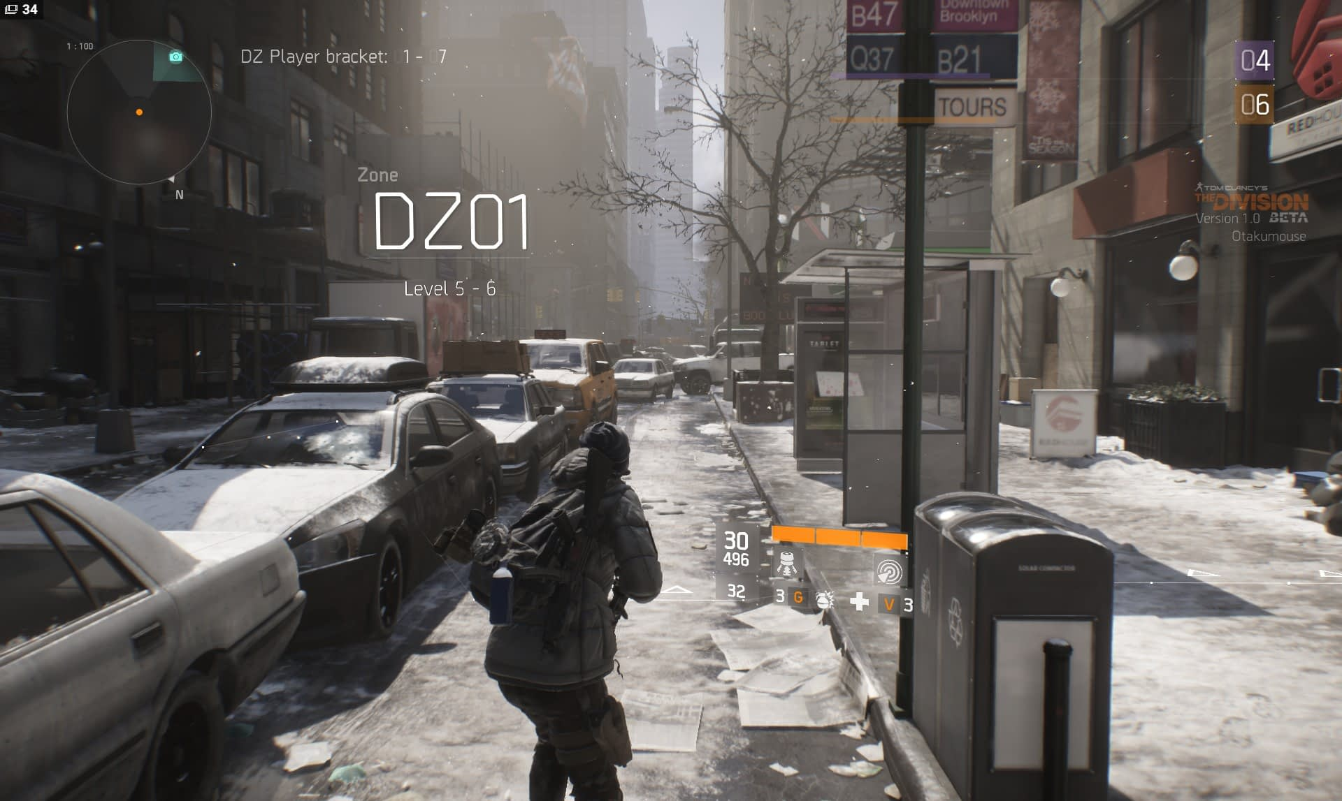My Experience With The Division Beta (Ultra Settings) (41)