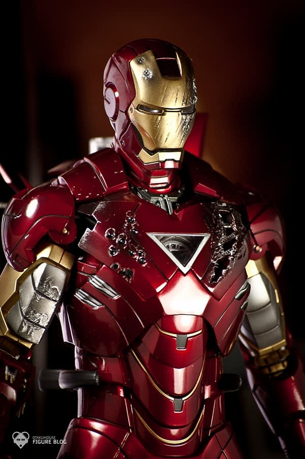 Hot Toys: Ironman Mark VI (9)