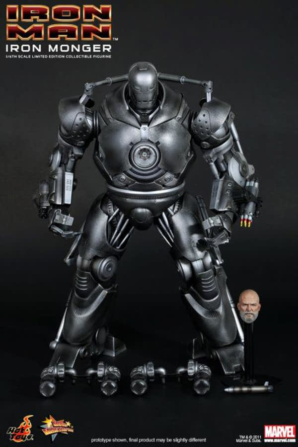 Preview | Hot Toys: Iron Monger (8)