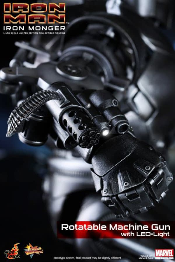 Preview | Hot Toys: Iron Monger (14)