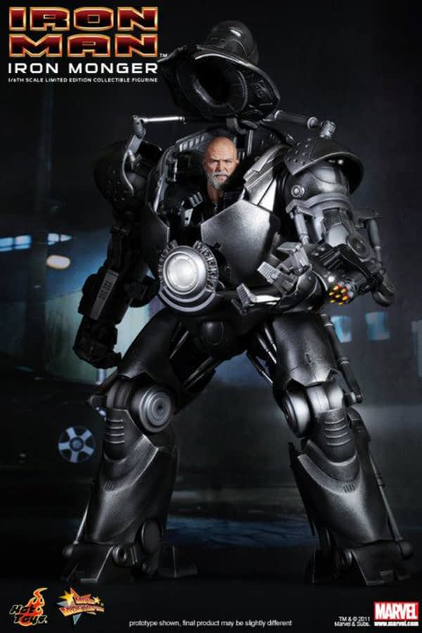 Preview | Hot Toys: Iron Monger (3)