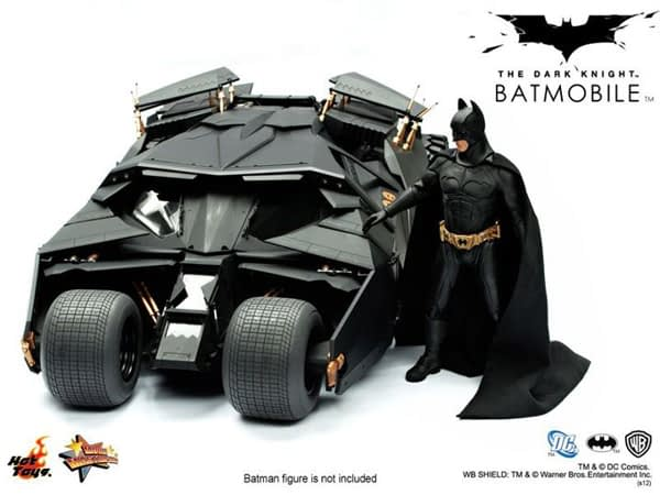 Preview | Hot Toys: Batmobile (Re-Launch) (4)
