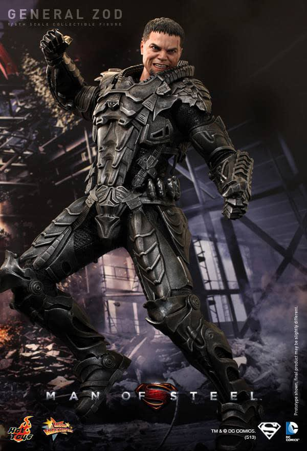 Preview | Hot Toys: General Zod (3)