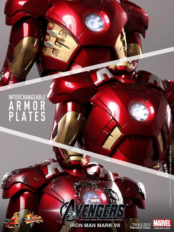 Preview | Hot Toys: Ironman Mark VII (13)