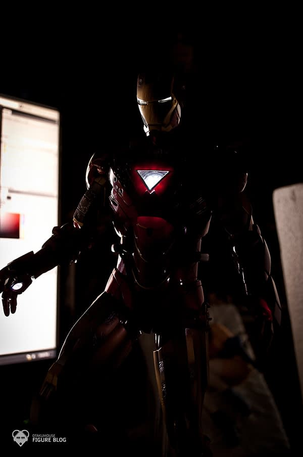 Hot Toys: Ironman Mark VI (50)