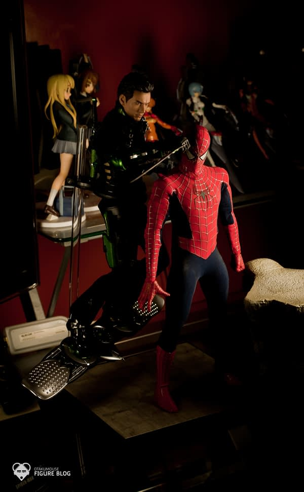 Hot Toys Spiderman & New Goblin Get! (4)