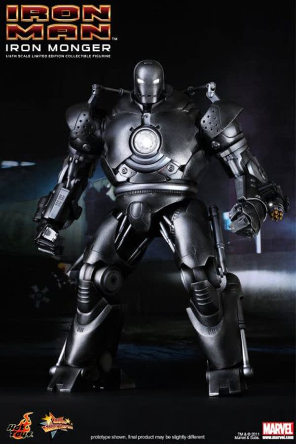 Preview | Hot Toys: Iron Monger (17)