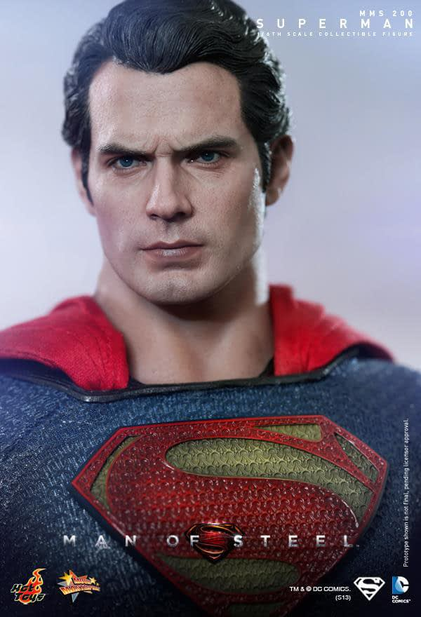 Preview | Hot Toys: Superman (Man Of Steel) (14)