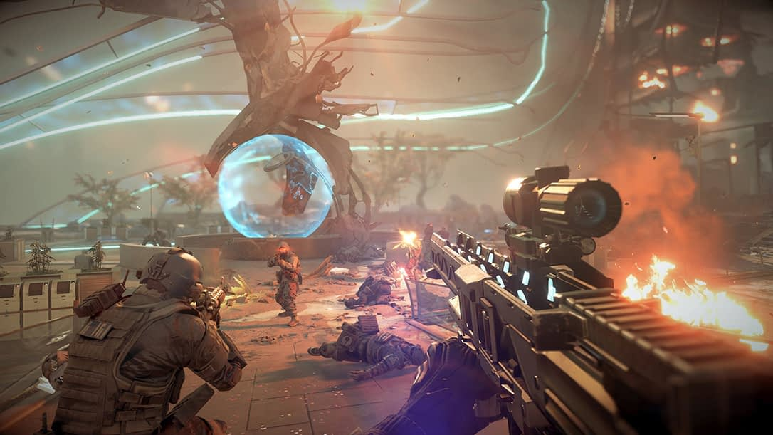 The Next-Gen Look of Killzone Shadow Fall (6)