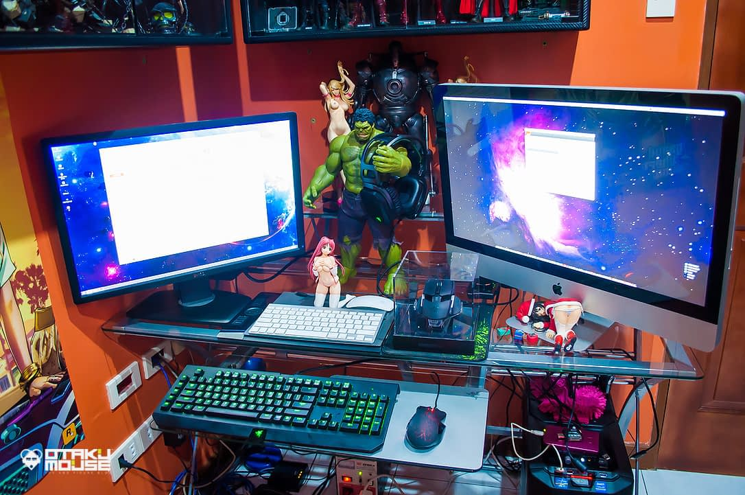 Gaming Using The Razer Ouroboros (1)