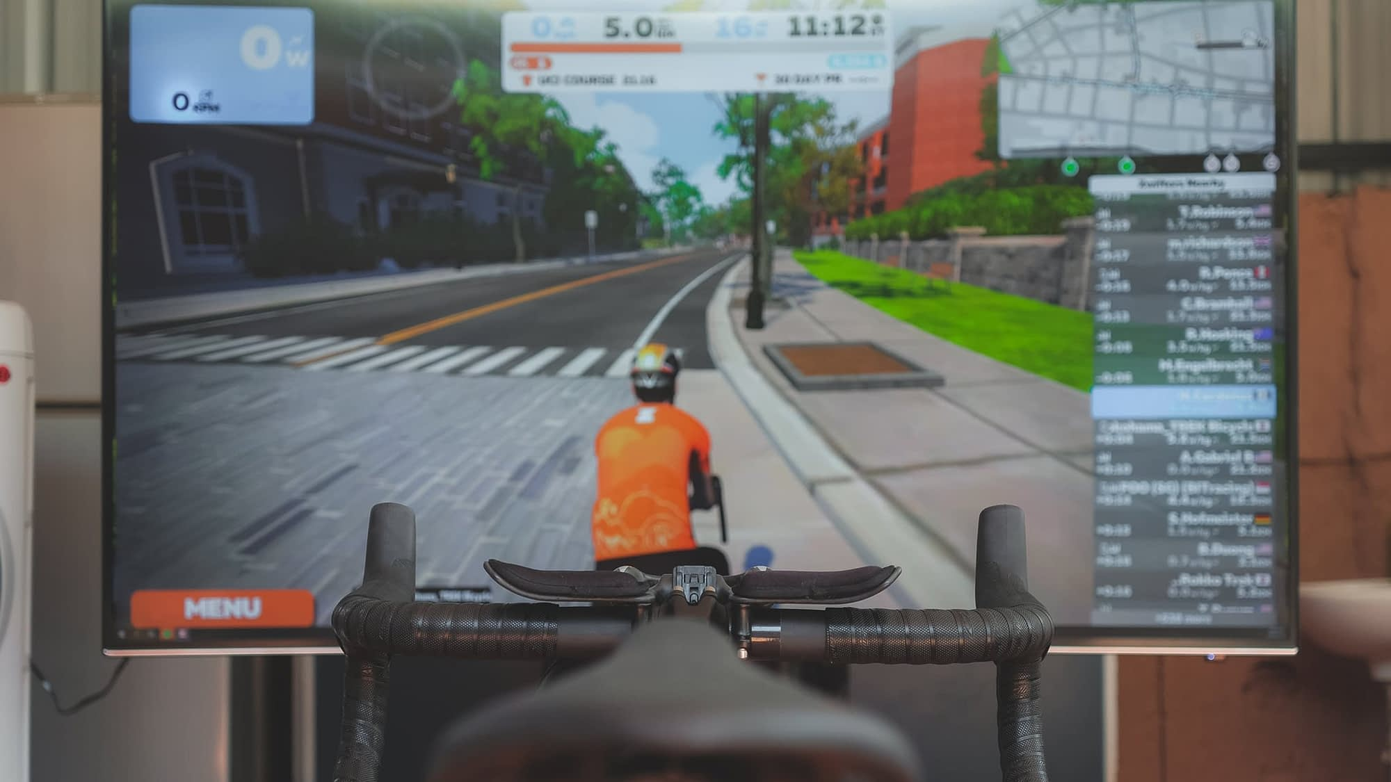What is Zwift? How to stay fit during the pandemic. 10
