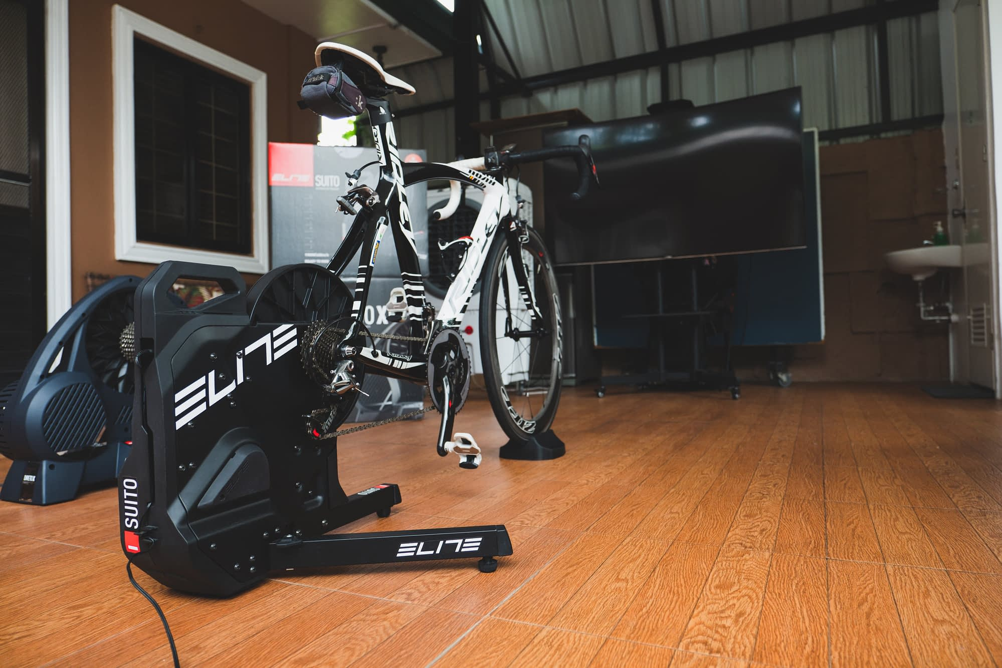 What is Zwift? How to stay fit during the pandemic. 8